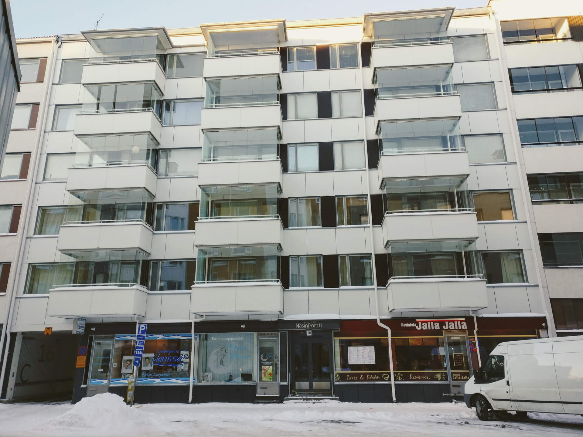 Tampereen Julkisivutekniikka